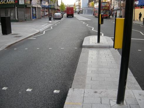 Walworth Road - Pedestrian Crossing