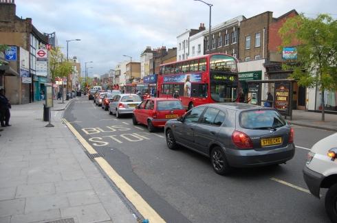 Walworth Road – Bus Stops