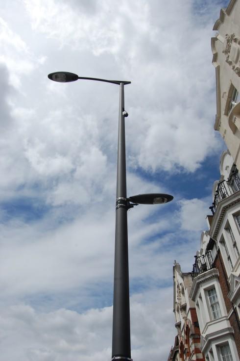 Walworth Road – Lighting Column