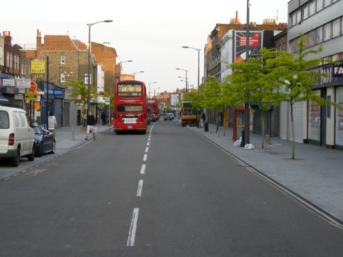 Walworth Road Improvements, London