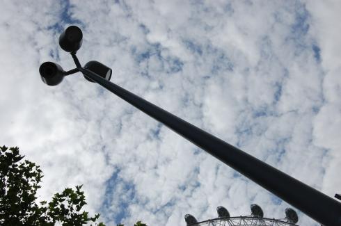 Jubilee Gardens, London - Lighting