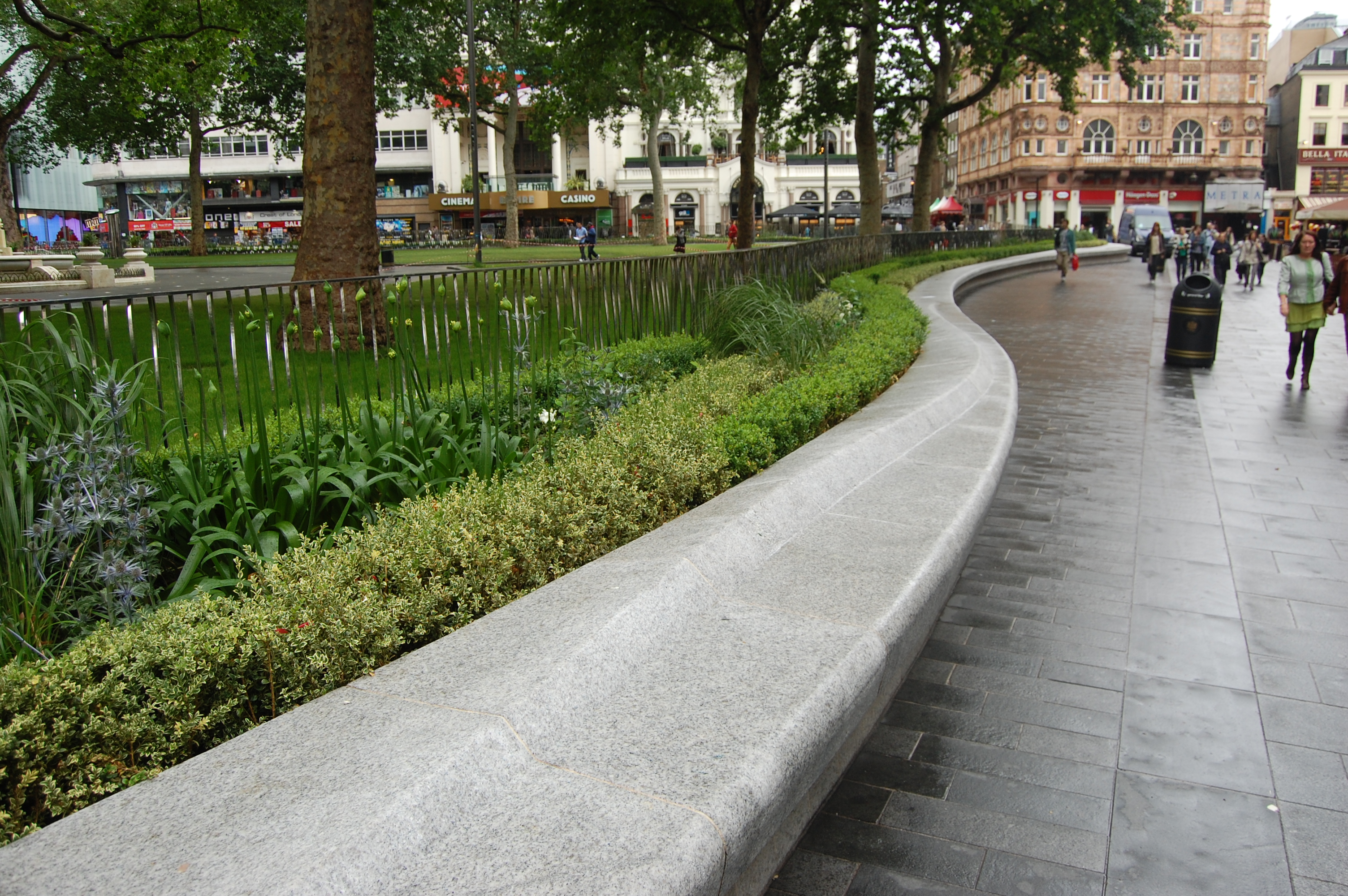 Leicester Square Landscape Landscape Architect 39 S Pages