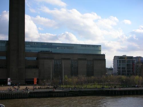 Tate Modern Landscape, London Public Realm
