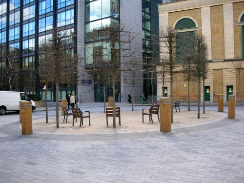 Devonshire Square Landscape, London