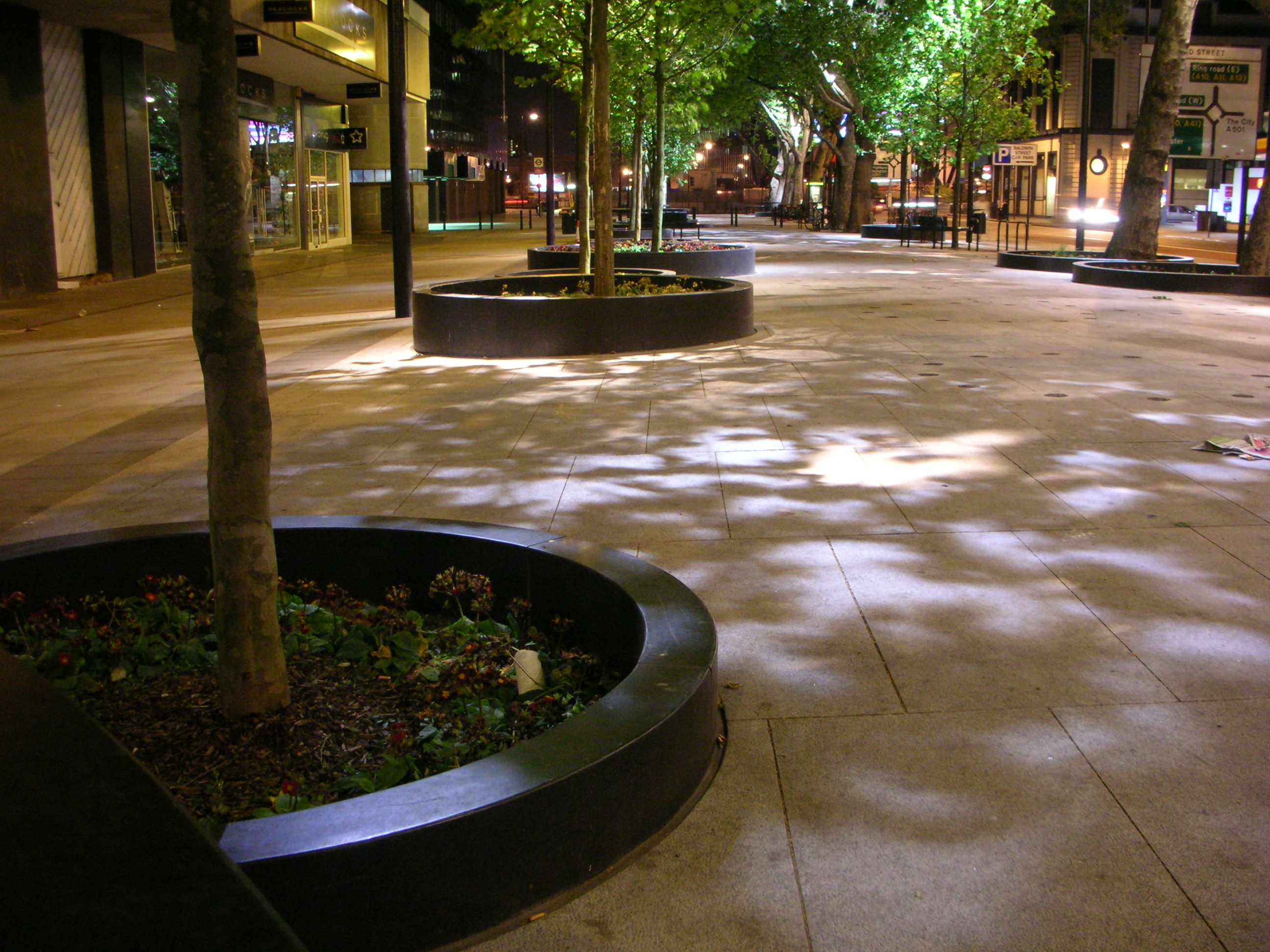Promenade Of Light Landscape Architect S Pages