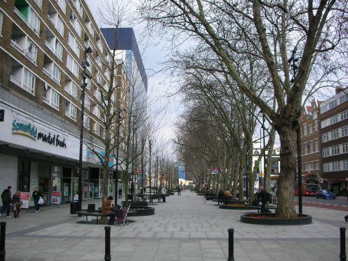 Promenade of Light - Old Street, London