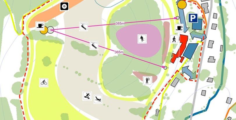 Davis Landscape Architecture Hotel Neptune Mala Moravka Czech Republic Landscape Concept Proposal Complete