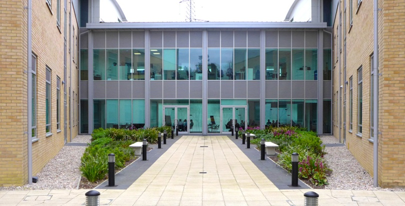 Davis Landscape Architecture Chesterford Research Park Robinson Building Essex Office Laboratory Landscape Architect Break Out Space Blog