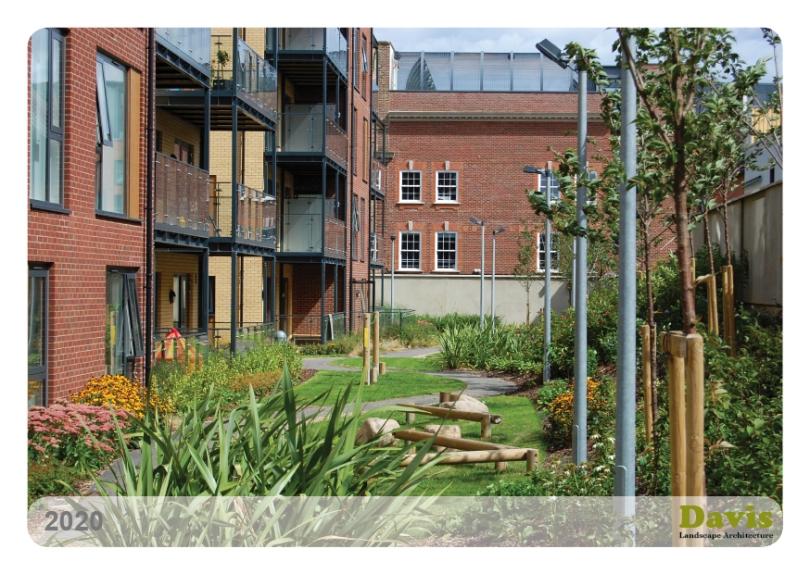 DAVIS Landscape Architecture Brochure 2020